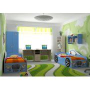 Композиция 4 мебель Фанки Джуниор для двоих детей