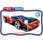 Формула 3D Премиум Красный + 2 объемных колеса