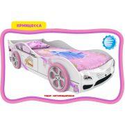 Принцесса Стандарт + 2 пластиковых колеса