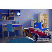 Форсаж Кар 3D + детская мебель Фанки Авто