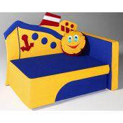 Раскладной диванчик Морячок для мальчиков
