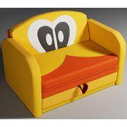 Мягкий раскладной диванчик Дональд