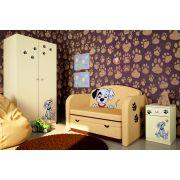 Раскладной диван Далматинец + мебель Фанки Бэби Далматинец