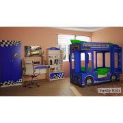Автобус Лондон для двоих детей + мебель Фанки Авто