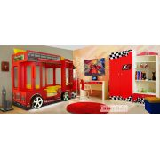 Двухъярусный автобус Лондон + мебель Фанки Авто