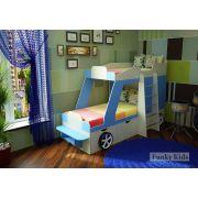 Детская кровать Джип для двоих детей