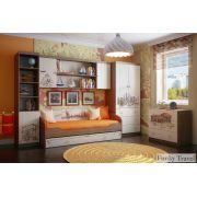 Модули мебели Фанки Тревел в детские комнаты