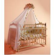 Кровать Фанки Литл для новорожденных с автостенкой