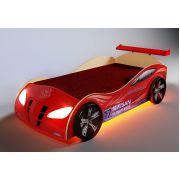 Кровать машина Ниссан Фанки спальное место 165х90 см для мальчиков, арт. 20003