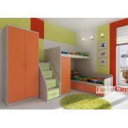 Комната 2 для двоих детей серия Фанки Сити