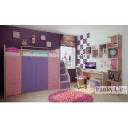 Готовая детская комната 3 серии Фанки Сити