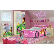 Комната для девочки: мебель Пони + Молния Маквин, арт. 20008