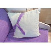 Декоративная мягкая подушка (1 шт.), цвета и дизайн на выбор.