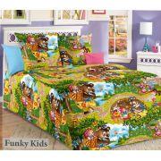 Маша и медведь NEW - комплект постельного белья для детей, бязь