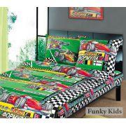 Комплект постельного белья Формула 1 для мальчиков, бязь