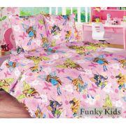 Винкс - детское постельное белье, 1.5 спальное, бязь