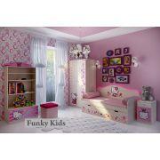 Готовая детская комната Китик от Фанки Бэби / кровать без бортика