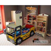 Кровать-машина Самосвал и мебель Фанки Авто