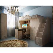 Мебель для детей Фанки Кидз Классика Готовый комплект 2