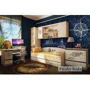 Детская мебель Пираты - комната 3
