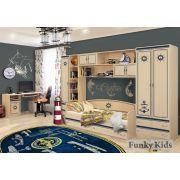 Детская серия мебели Капитан - комната 3