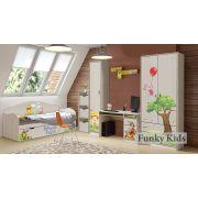 Детская мебель серии Винни Пух - готовая комната 5