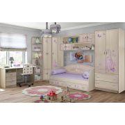 Детская комната Фанки Кидз Лилак - качественные и функциональные модули