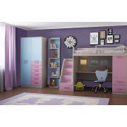 Комната для девочек Фанки Сити - полный комплект