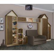 Кресло-кровать Бланес-3 и мебель Фанки Кидз