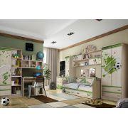 Детская комната для мальчиков - серия Футбол