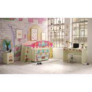 Серия мебели для девочек Замок Принцессы - комната №1