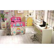 Серия мебель Замок Принцесса - готовая комната №4
