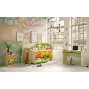 Серия мебели Лесная Сказка - готовая комната №3
