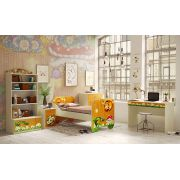 Полноценная комната для девочек Лесная Сказка №4