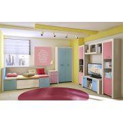 Детская мебель для девочек Фанки Тайм - готовая комната 14
