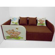Детский диван Мишки